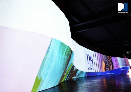video mapping permanente