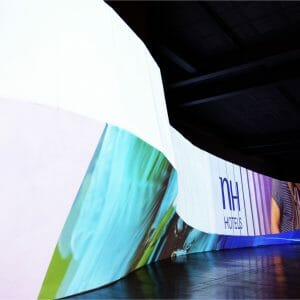permanent projection mapping